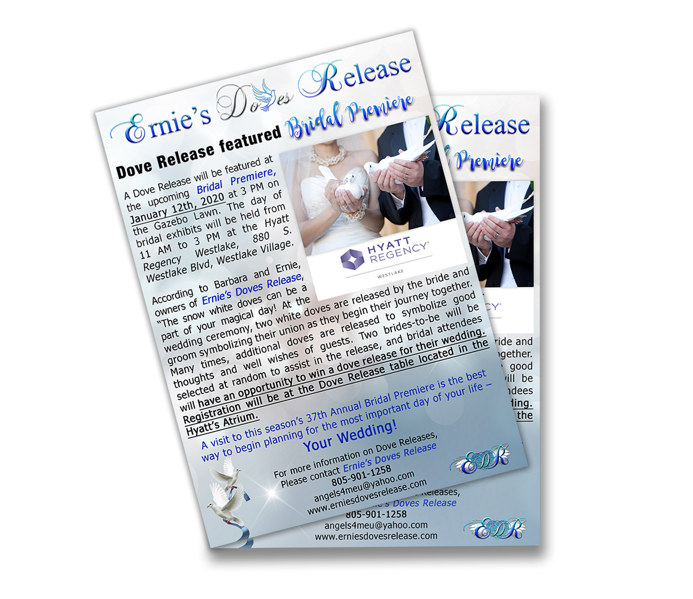 Ernies Doves Release Press Release