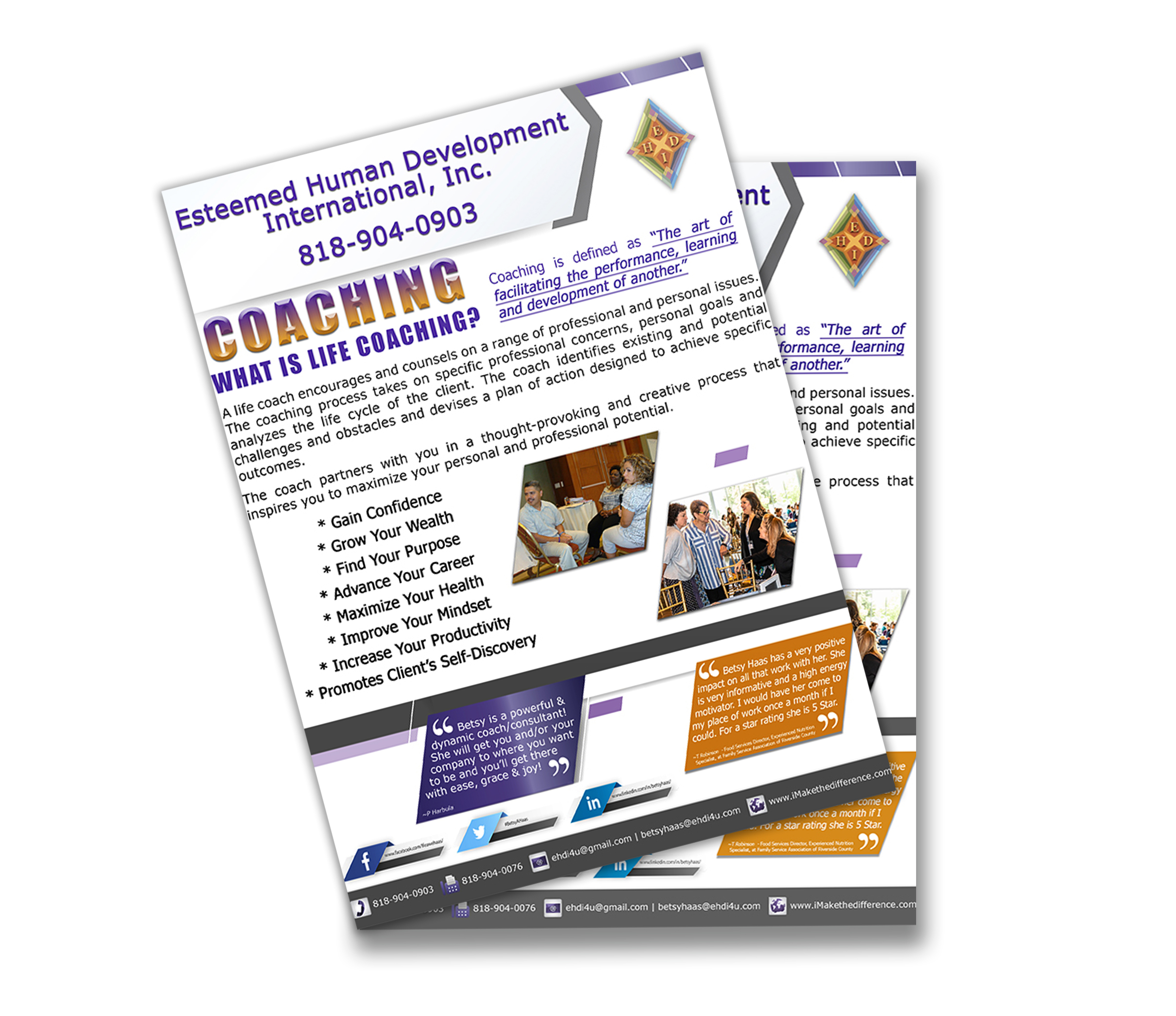 EHDI_Coaching Flyer