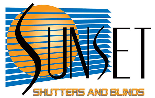 Sunset Shutters and Blinds