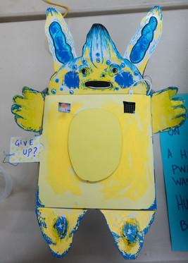 Human solutions tiz Creel robot toy_5.jp
