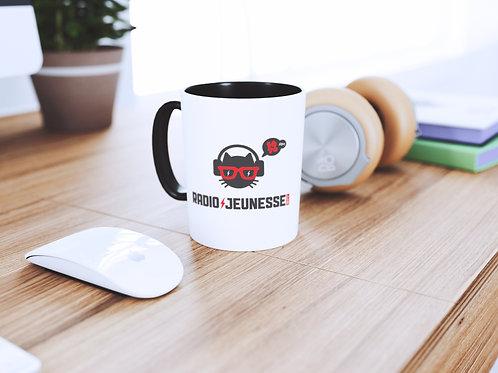 Tasse à café classique RadioJeunesse.ca