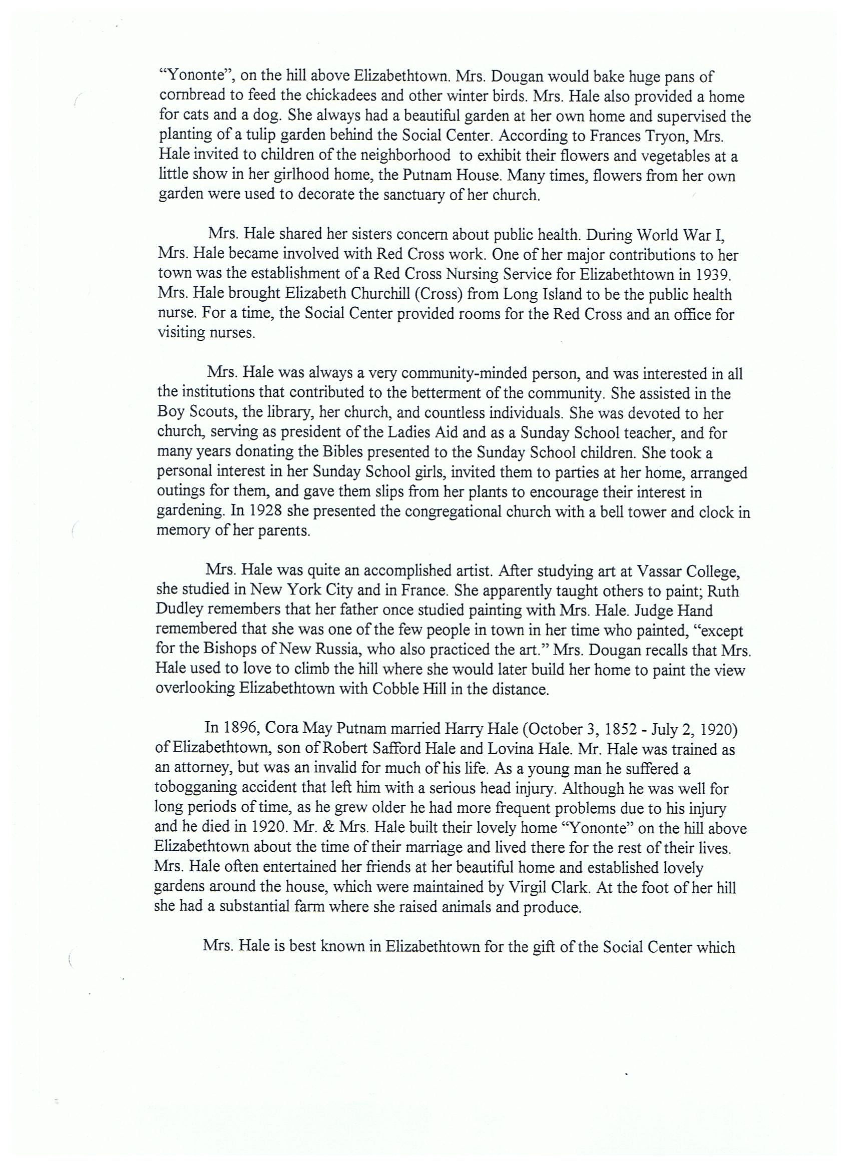 Cora Putnam Hale page 3