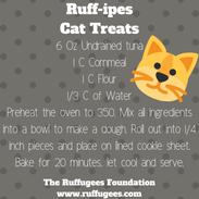 Ruff-ipes Cat Treats