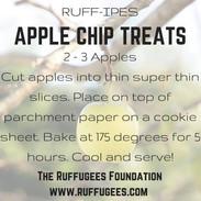 Apple Chip Treats