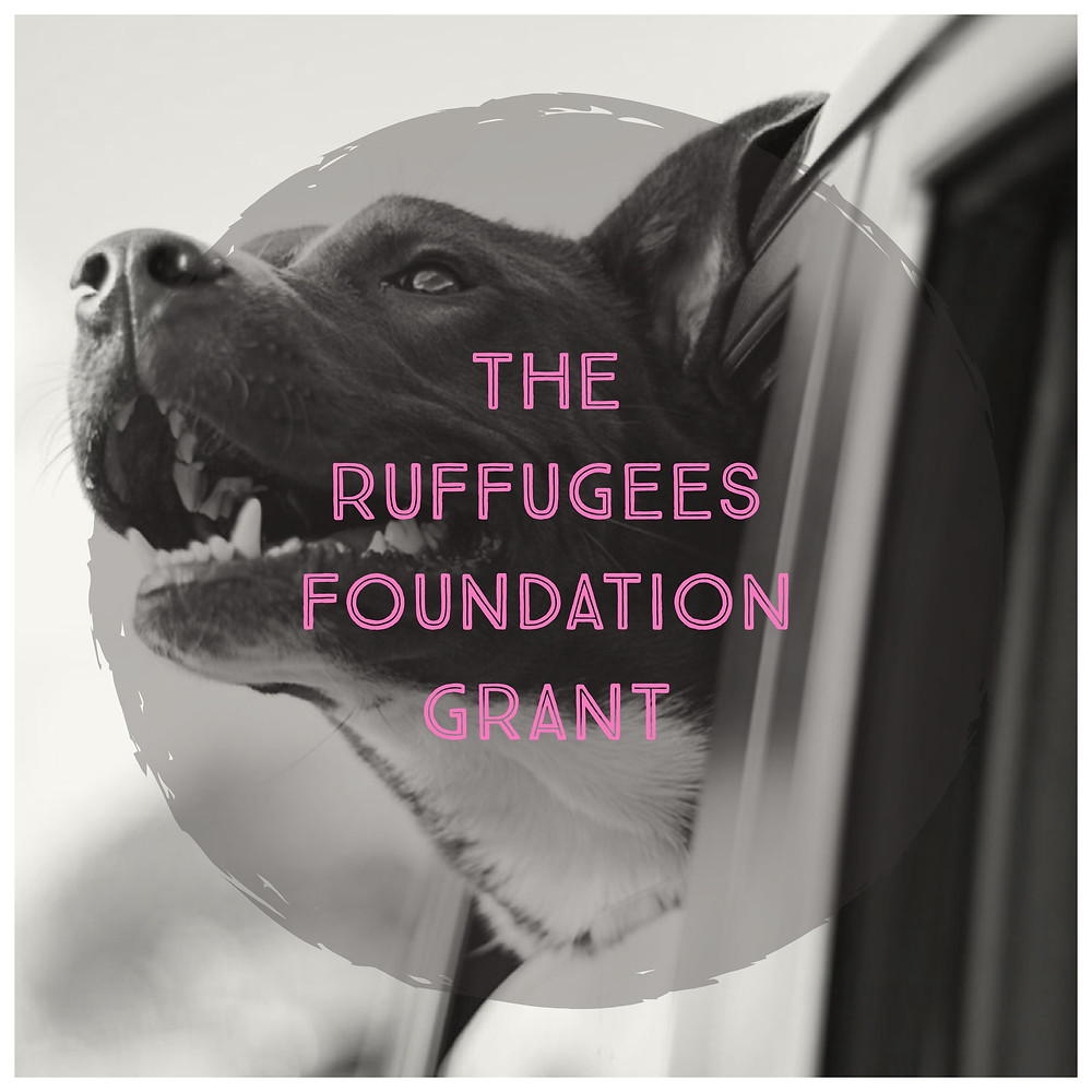 The Ruffugees Foundation Grant