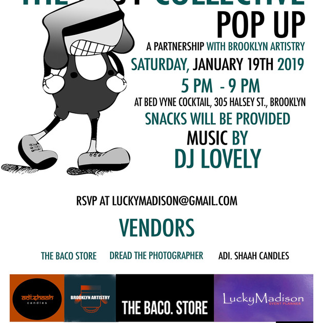 The Stuy Collective Pop Up