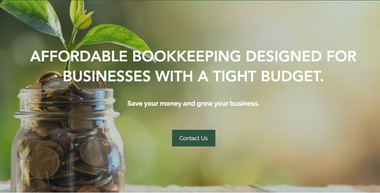 Web Copy, Profitwise, Bookkeeping