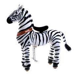 Ex-Rental - Toy Zebra - Adult (age 7+)