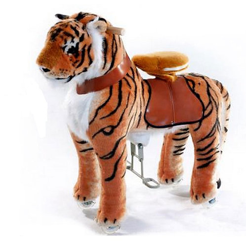 PonyCycle Toy Tiger - Large (age 4-9yrs)