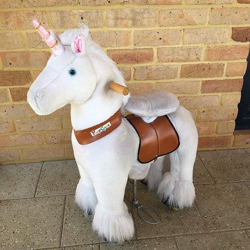Ex-Rental - Toy Unicorn - Small (age 3-5yrs)
