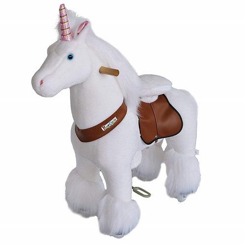 PonyCycle Toy Unicorn - Large (age 4-9yrs)