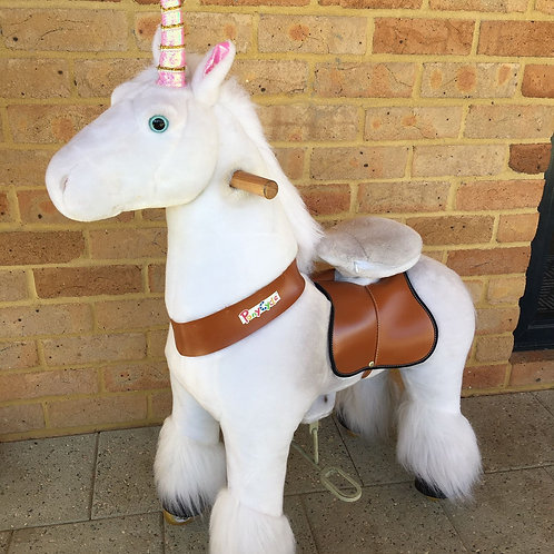 Ex-Demo - Toy Unicorn - Large (age 4-9yrs)