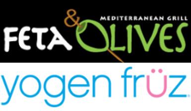 Feta Olive & Yogen Fruz - Intercity Shopping Center in Thunder Bay