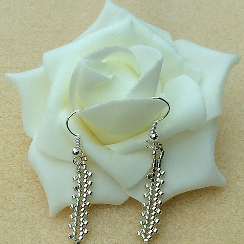 The Silver Lady Collection (Earrings)