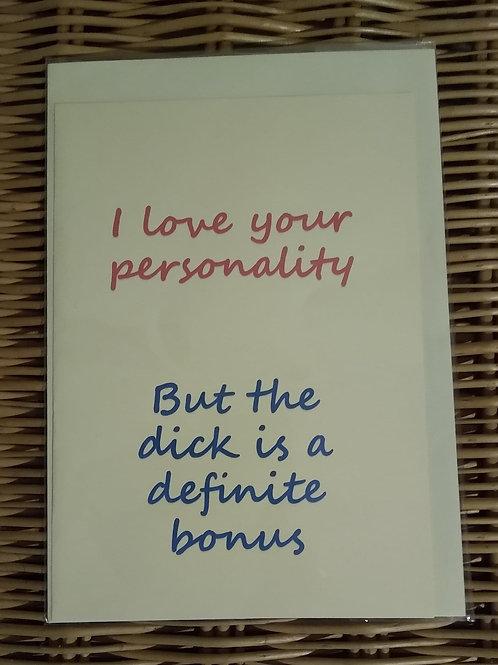 Rude Valentine's Card #3