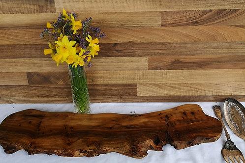 Burred Elm Chopping Board #4