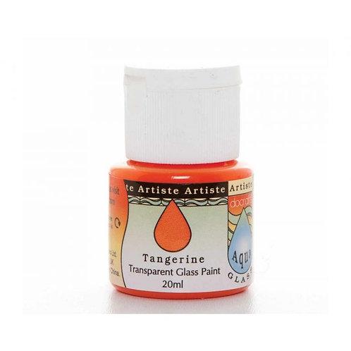 Artiste Glass Paint - Tangerine