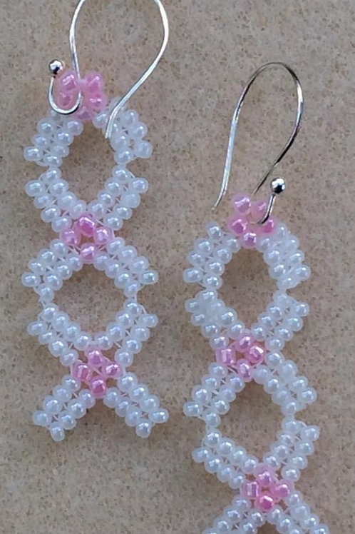 Perles de Rocaille Earrings