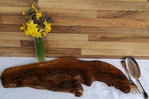 Burred Elm Chopping Board #5
