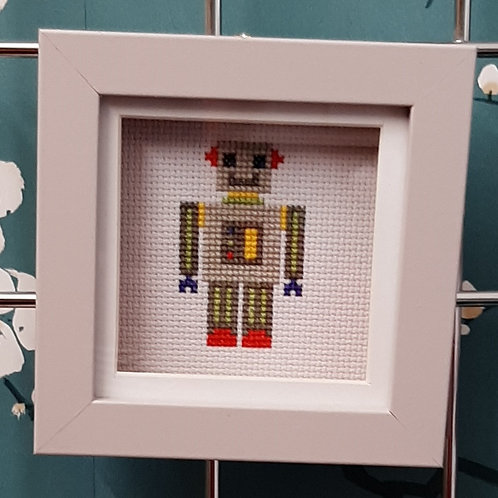 Cross Stitch Robot