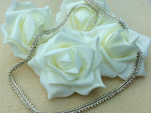 The Silver Lady Collection (Necklace)