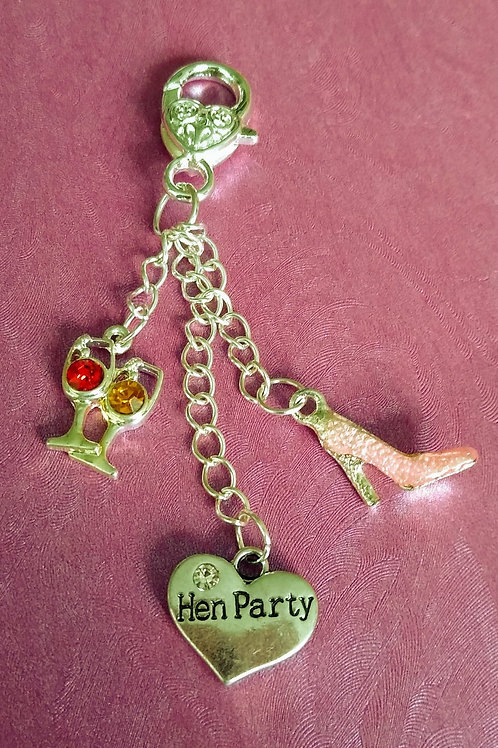 Hen Party Charm