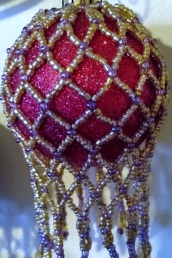 Beaded Baubles