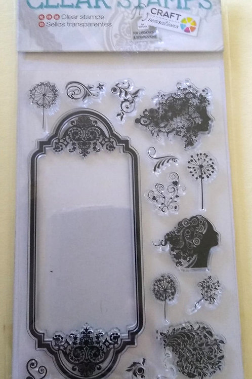 Clear Stamps Craft Sensations 1