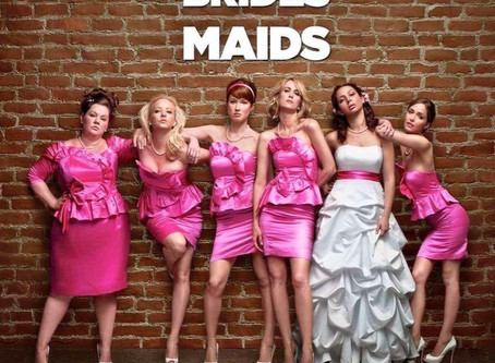 Would your bridesmaid die for you?