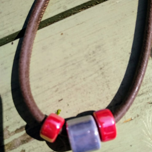 Man's Cord Necklace