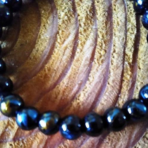 Peacock - Man's Bracelet