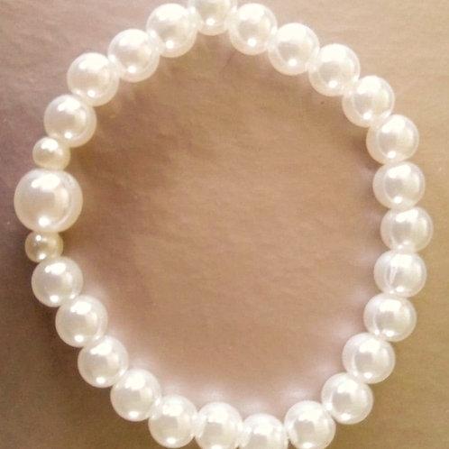 Children's Pearly Bracelet