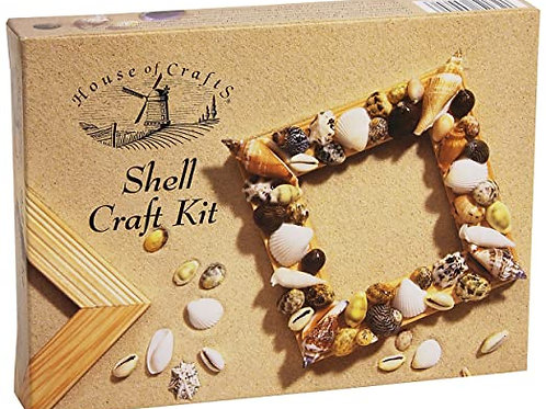 House of Crafts Shell Craft Kit