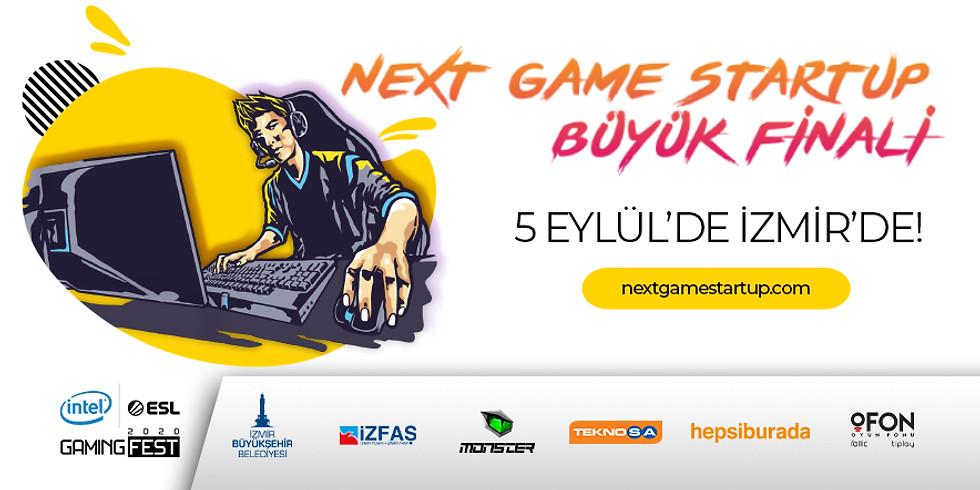 Next Game Startup - Oyun Girişimciliği Yarışması Finali