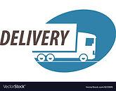 delivery-logo-design-template-truck-or-v