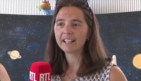 Reportage Asteroid Day RTL