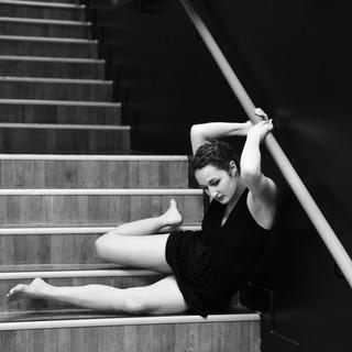 Un geste dansé