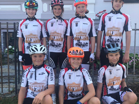 Nachwuchsradsport startet neu mit großem Engagement