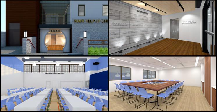 MHCC Interior Previews