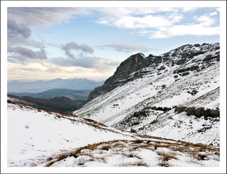 MATROOSBERG SNOWSCAPE