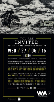 THE WITS ART MUSEUM ENDOWMENT