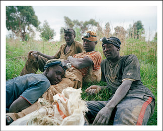 RESTING MINERS