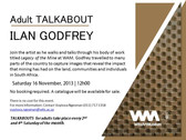 WITS ART MUSEUM/WAM GALLERY/TALKABOUT