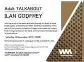 WITS ART MUSEUM | WAM GALLERY | TALKABOUT