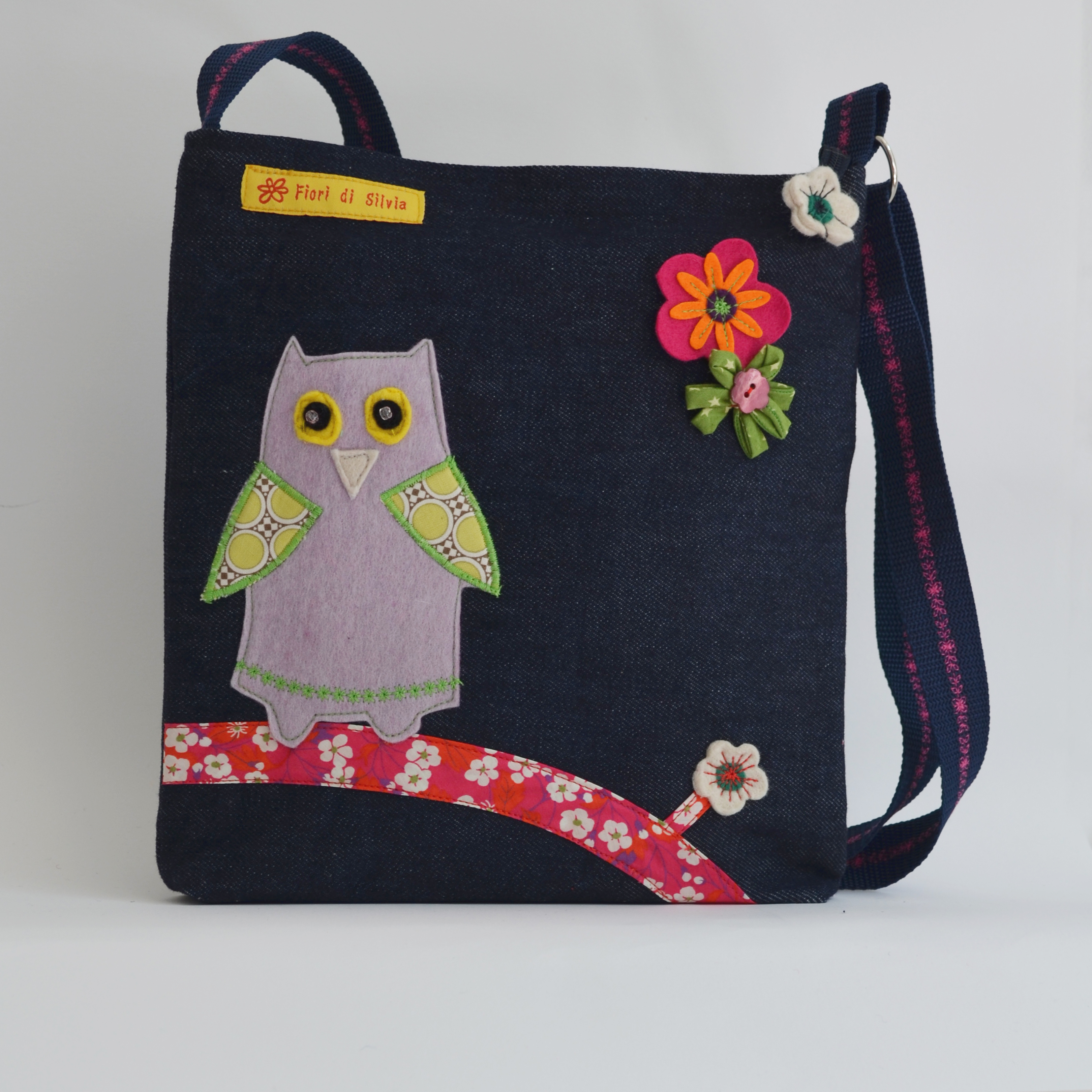 Rosa shoulder bag