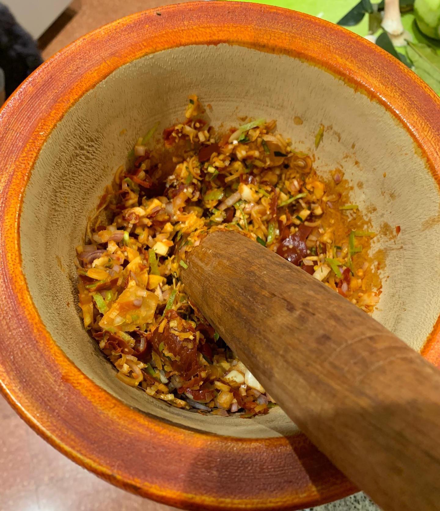 Base per Panang Curry