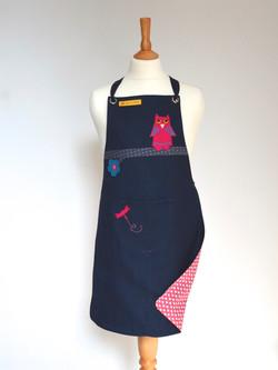 Violetta apron
