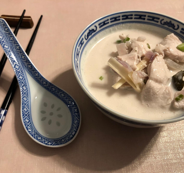 Zuppa Tom Kha Gai