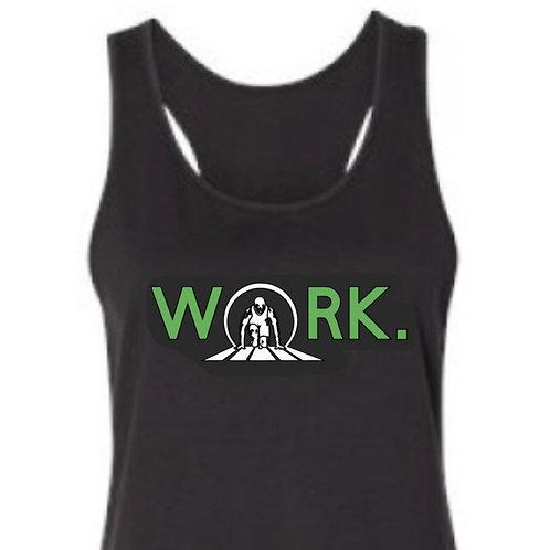 "Swift ""Work"" Sleeveless Tank Top-Women's"
