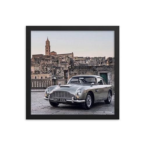 Aston Martin DB5 (Matera, Italy)